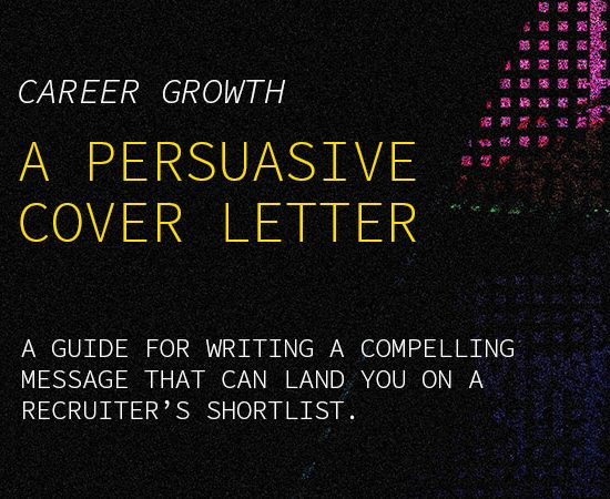 Cover Letter tips and examples