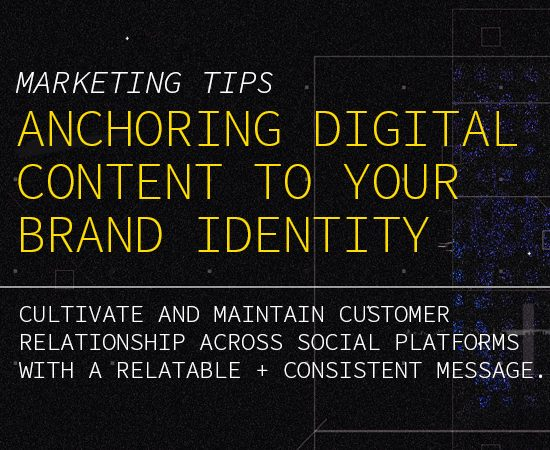 tips for creating digital content strategy rooted in strong brand principles